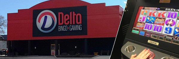 Tap 'n Play Machines at Delta Bingo & Gaming of Toronto