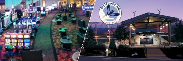Great Blue Heron Casino in Port Perry Scugog Island