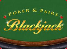 Blackjack Poker & Pairs by IGT