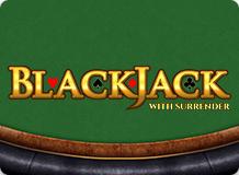IGT Blackjack with Surrender