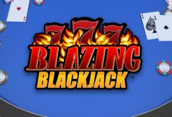 Blazing 7s Blackjack