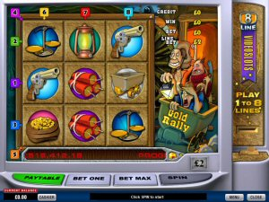 How to Play Gold Rally Progressive Slot Machine