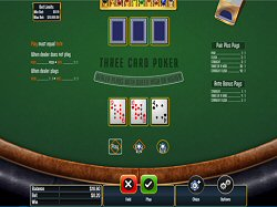 Three Card Poker Classic PlayOLG