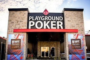 Canada's Favorite Live Poker Room Playground Poker Club