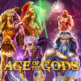 Age of the Gods Slot Jackpot