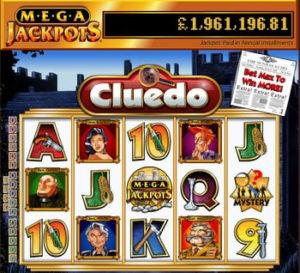 Cluedo MegaJackpots Slot by IGT