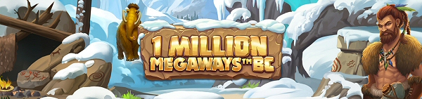 1 Million Megaways BC Slot features up to 1,058,841 ways to win
