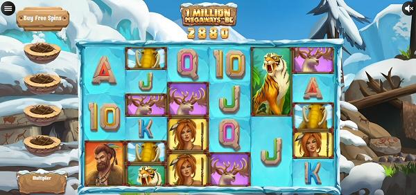 1 Million Megaways BC Slot Screenshot