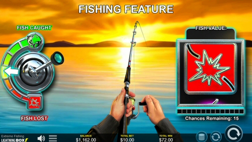 Extreme Fishing Feature