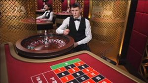 Live French Roulette with La Partage by Evolution Gaming