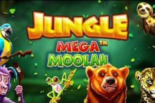 Exclusive New Jungle Mega Moolah Slot now Live at Unibet Casino