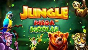 Exclusive New Jungle Mega Moolah Slot now Live at Unibet Casino
