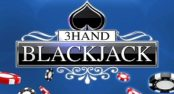 New 3 Hand Blackjack by HungryBear at BC Canada Online Casino