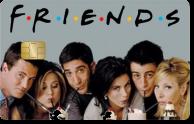 Friends Reunion Debit Card Skin