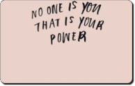 Empowerment Quote Card Stickers