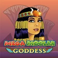 Mega Mooolah Goddess