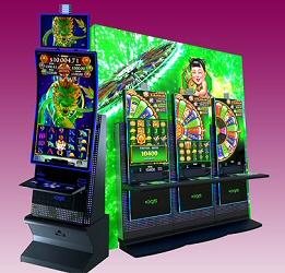 Kasino Alberta untuk Memasang Lemari Mesin Slot Baru dari AGS