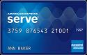 American Express Serve Prepaid Card