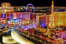 Gambling at Vegas Casinos Brings in Record Win for Nevada