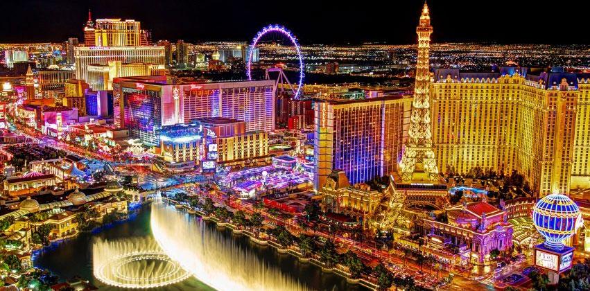 Perjudian di Kasino Vegas Membawa Rekor Kemenangan untuk Nevada